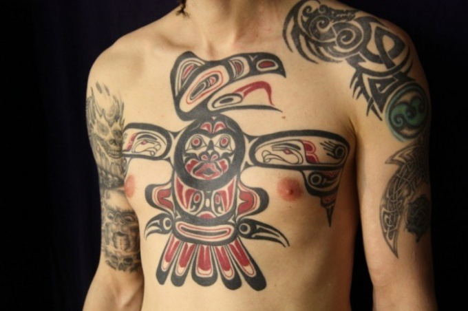 The most spectacular places for tattoos