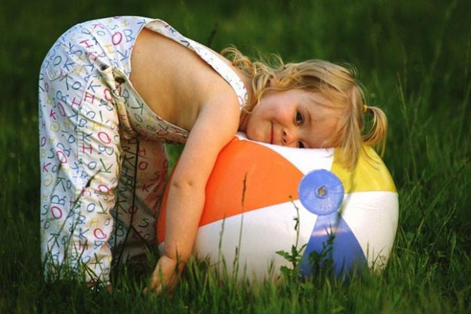 Какую зарядку делать трехлетнему ребенку