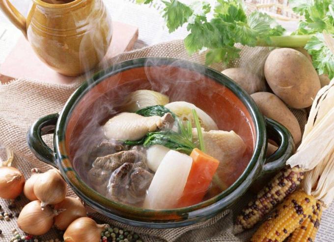 Какая разница для организма между горячей и холодной пищей