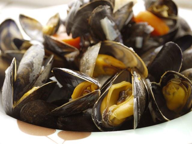 Мидии - деликатесное и оригинальное блюдо