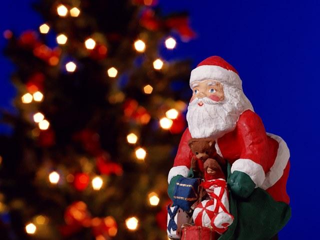 Какая страна является родиной Санта Клауса