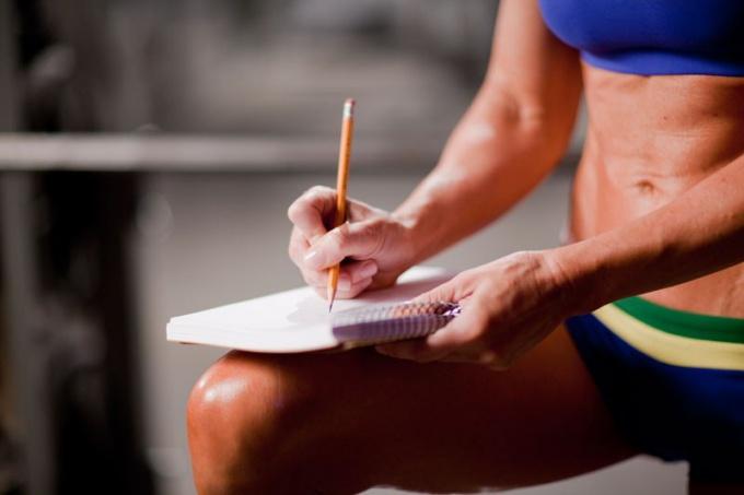 Как вести дневник тренировок  в 2018 году