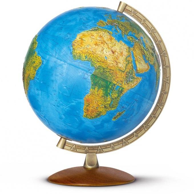 Кто изобрел глобус