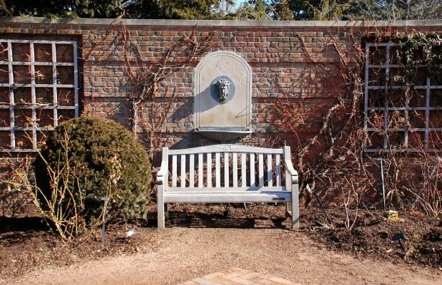 Садовая скамейка своим руками