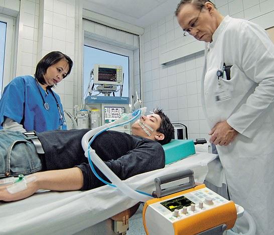 Воздушная эмболия – серьезное заболевание