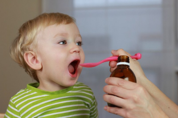 Лечим детский бронхит