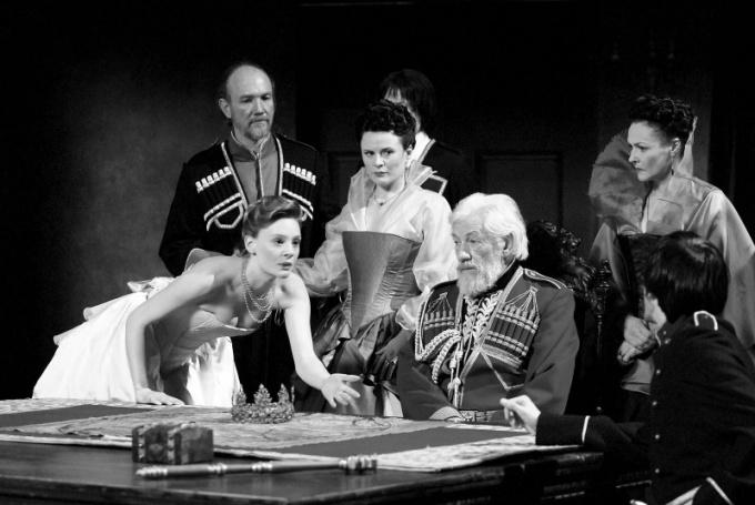 """Трагедия Шекспира """"Король Лир"""": сюжет и история создания"""
