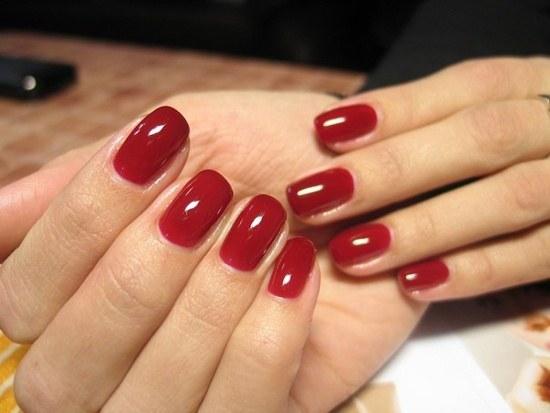 Покрытие для ногтей shellac: палитра цветов и технология нанесения...