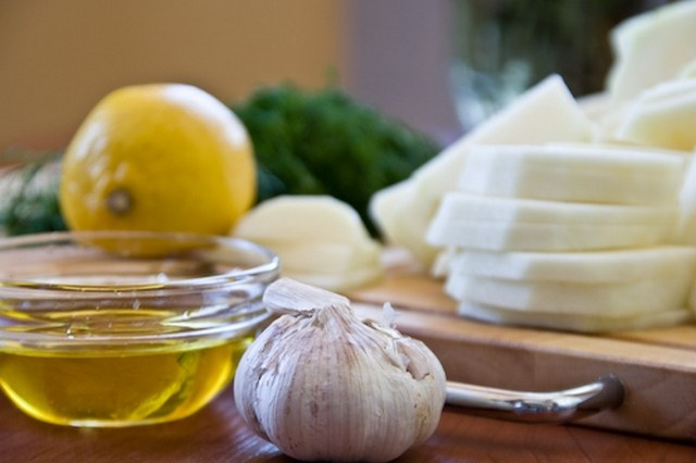 Снизить холестерин лимон чеснок