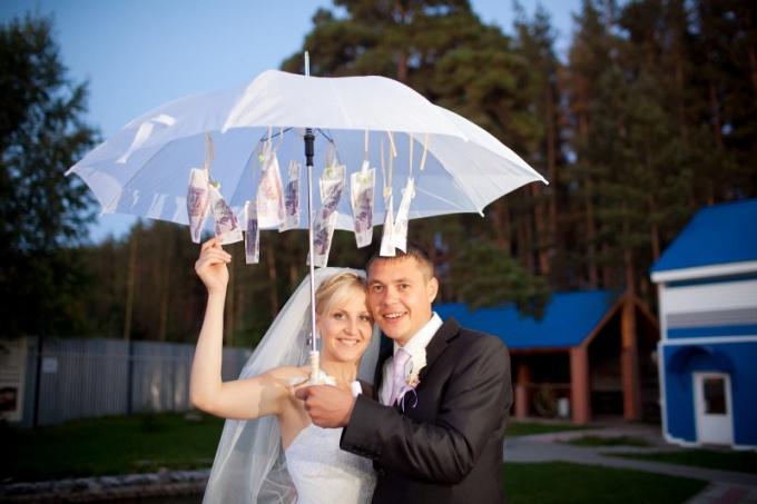 Сколько тратят на свадьбу