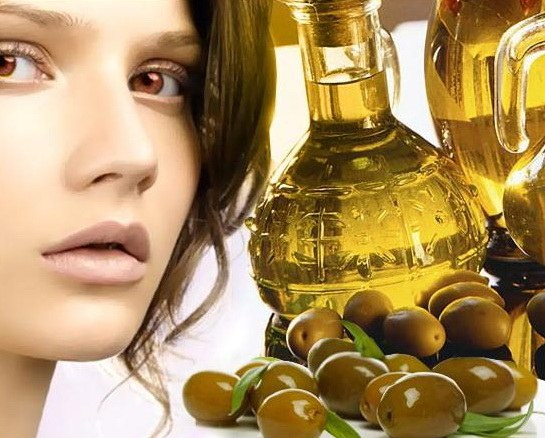 Do not damage the hair mask with hot olive oil