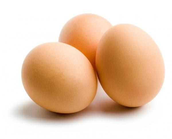 What is the shelf life of eggs