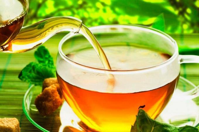 Дозволено ли похудеть на зеленом чае с имбирем