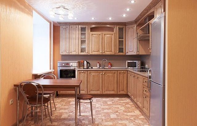 Как сделать капитальный ремонт кухни