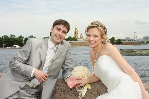 Свадьба - мечта девушек