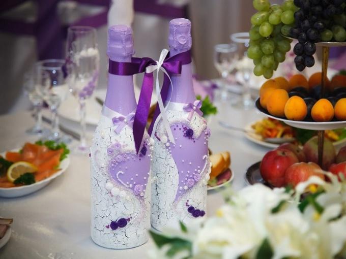 Роспись бутылок: прекрасное из обыденного
