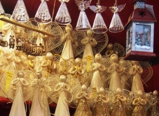 Как сшить ангела к Рождеству