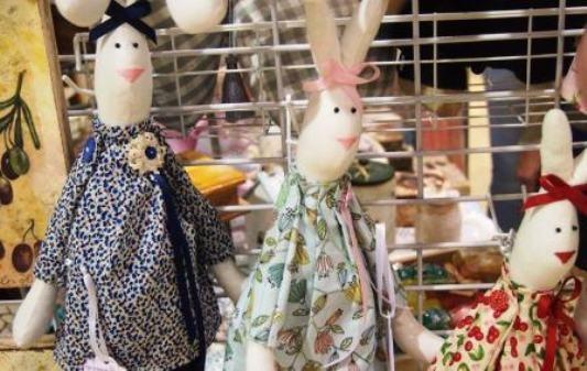 Как и где продать кукол ручной работы