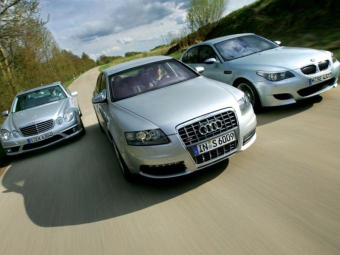 Немецкие автомобили - признанный в мире эталон качества