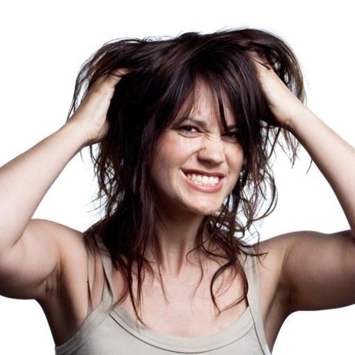 Лишай на голове: основные виды, симптомы и лечение