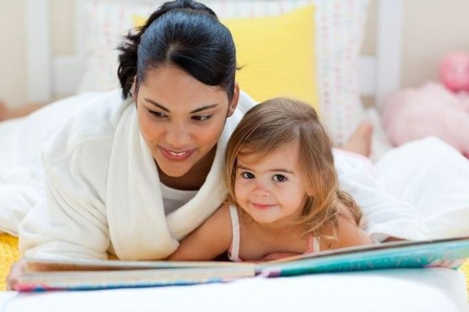 Как правильно учить стихи с ребенком