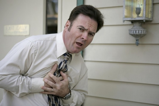Инфаркт миокарда: симптомы и признаки заболевания