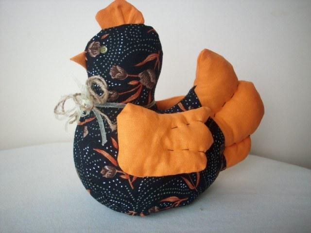 Пасхальная курочка