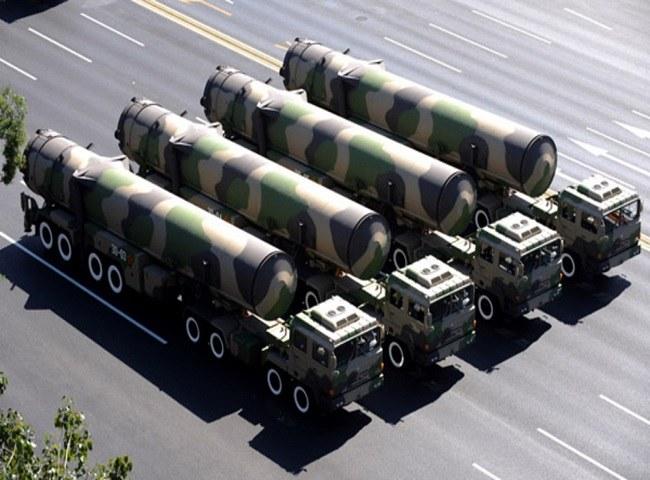 Ядерные державы: история и современность