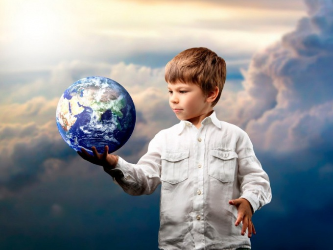 Ребенок и окружающий мир