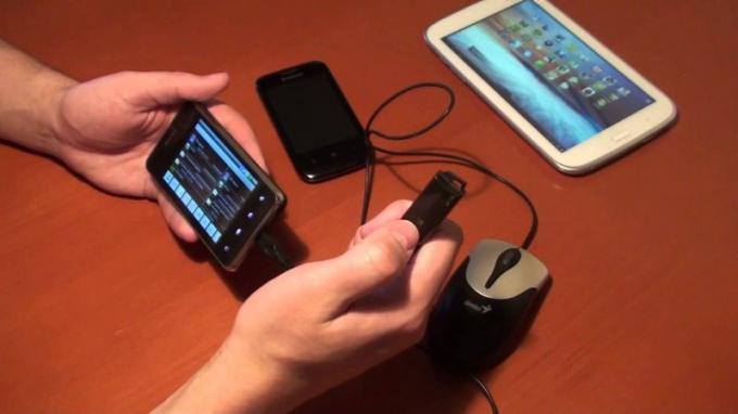 Что такое USB OTG кабель