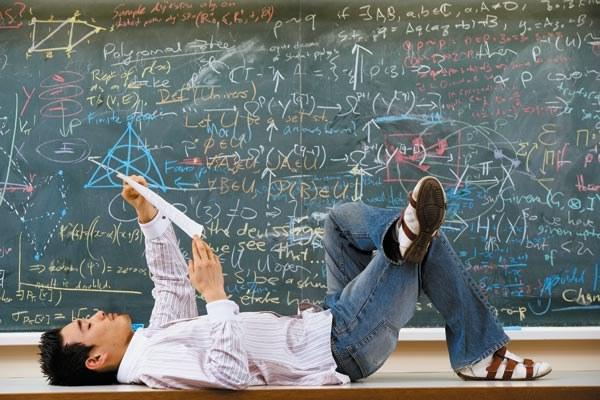 Решение математических задач - проявление интеллекта