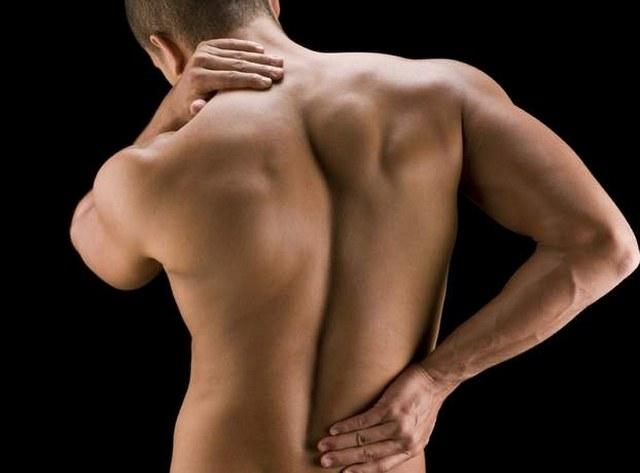 Симптомы грудного отдела позвоночника