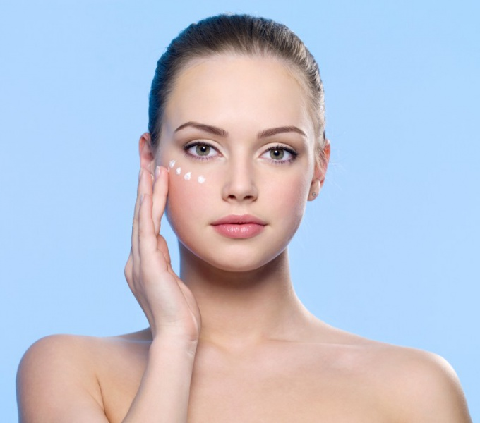 How to care for the skin of the eyelids