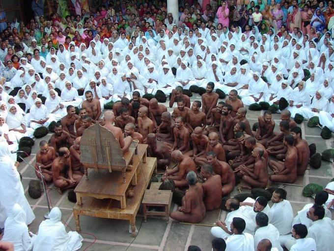Что проповедует религия Джайнизм
