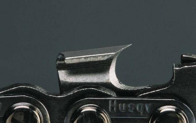 Как заточить цепь бензопилы: особенности процесса
