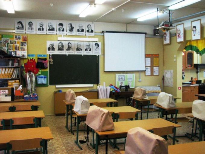Что изучают на уроках технологии в школе