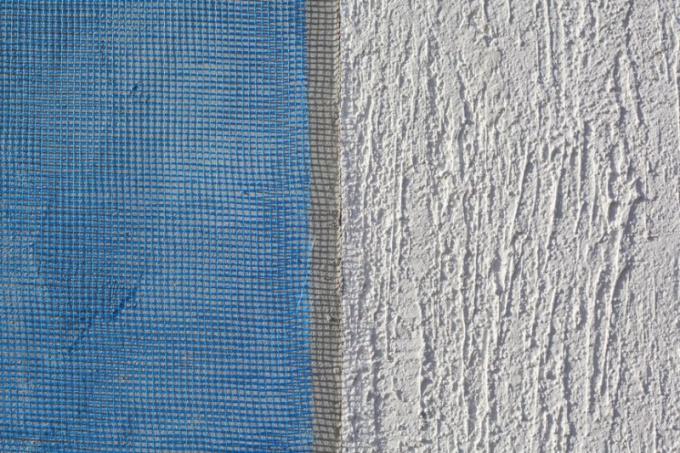 Малярную сетку используют в отделочных и реставрационных работах