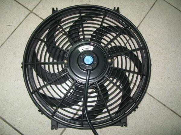 Самодельный вентилятор