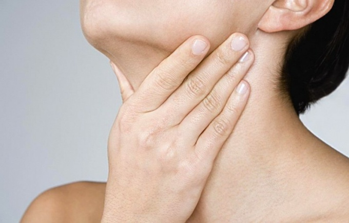 Комок в горле - симптом многих заболеваний