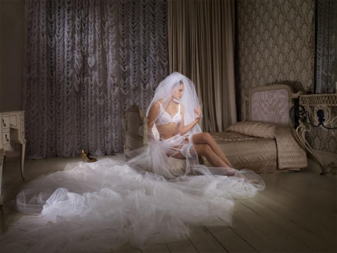 Каким должен быть пеньюар для невесты