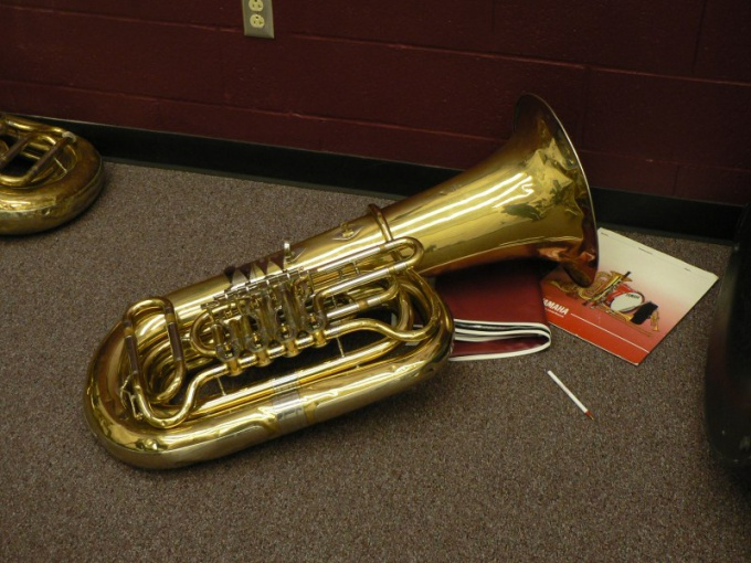 Туба как музыкальный инструмент: в чем особенности
