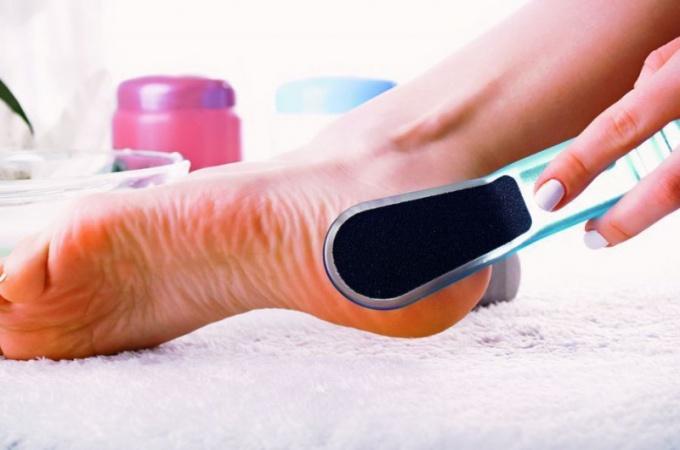 Why stiffen heel