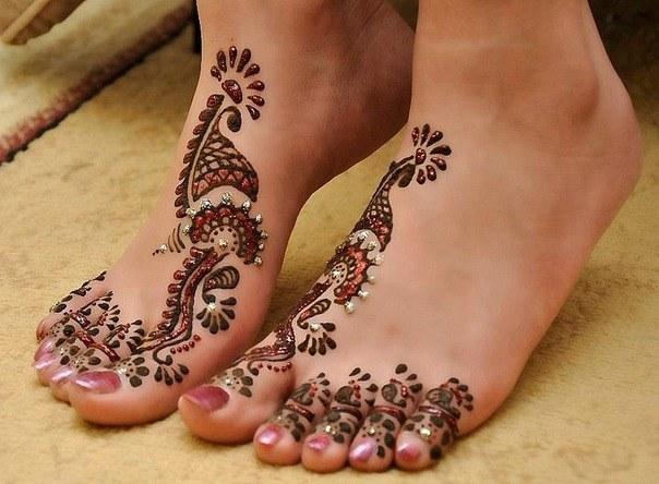 Хна для тату - приготовление и особенности использования