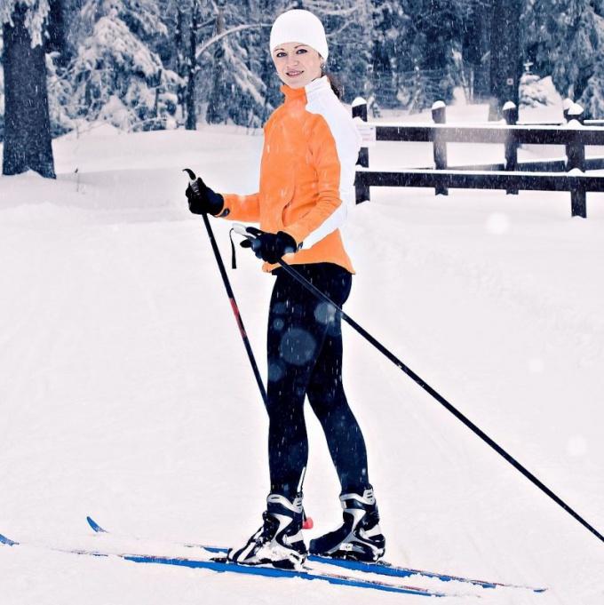 Катание на лыжах на уроке физкультуры: за и против