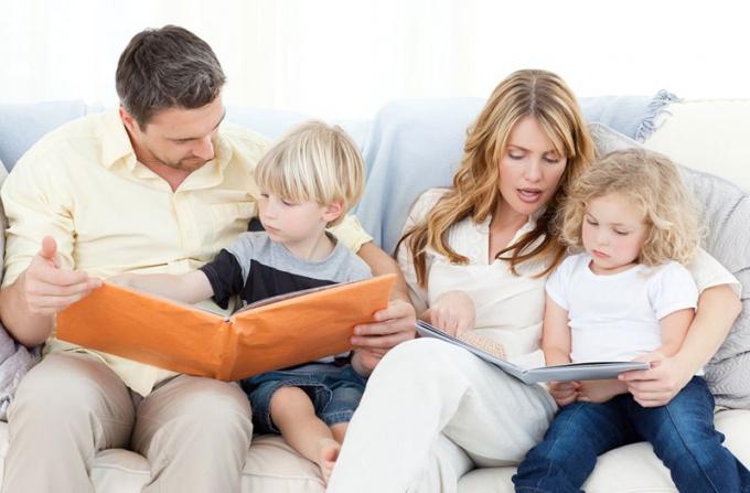 Дети не унаследовали цвет волос родителей