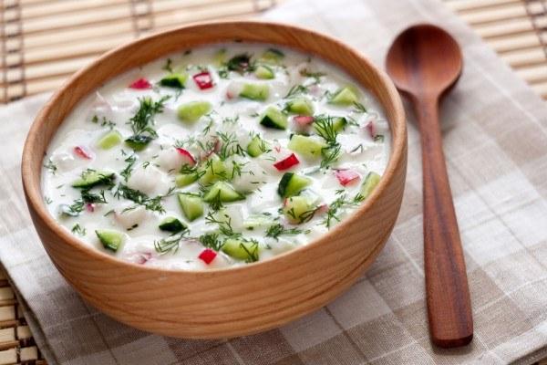 В летний зной особой популярностью пользуются холодные супы
