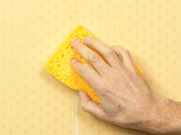 How to hang Wallpaper, to avoid visible joints