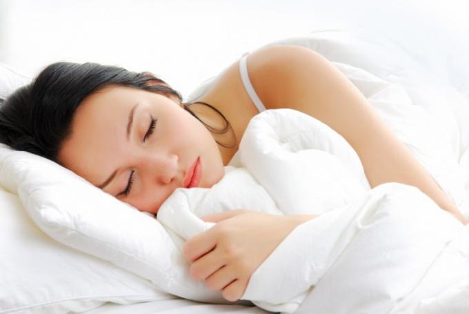 Во сне мозг избавляется от ненужной информации.