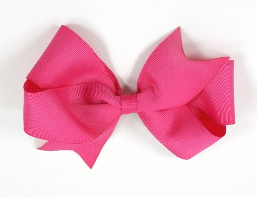 How to make hair clips out of ribbon