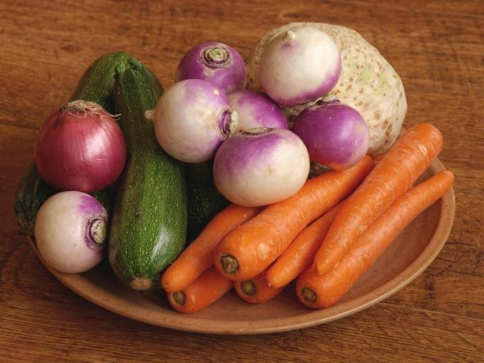 Репа - вкусный и полезный корнеплод
